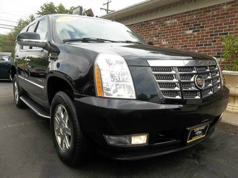2007 Cadillac Escalade for sale in Franklin, NH