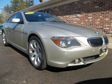 2007 BMW 6 Series for sale in Franklin, NH