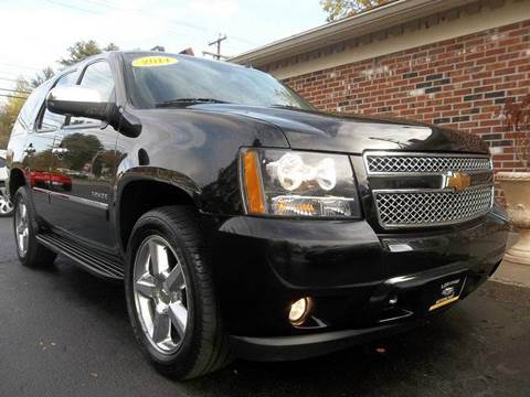 2011 Chevrolet Tahoe for sale in Franklin, NH