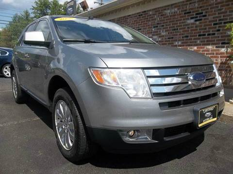 2008 Ford Edge for sale in Franklin, NH