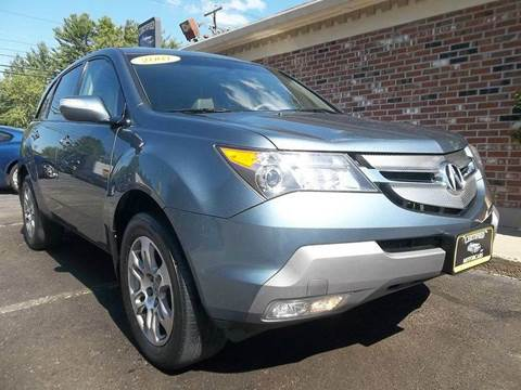 2007 Acura MDX for sale in Franklin, NH