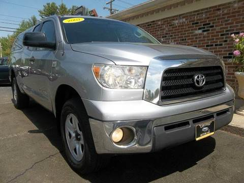 2007 Toyota Tundra for sale in Franklin, NH