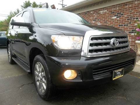 2013 Toyota Sequoia for sale in Franklin, NH