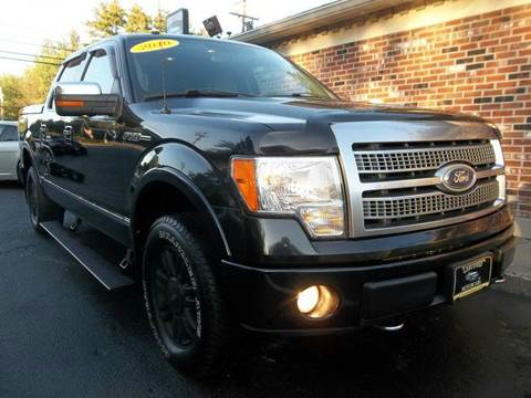 2010 Ford F-150 for sale in Franklin, NH