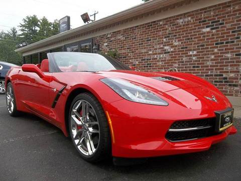 2014 Chevrolet Corvette For Sale In Franklin, NH