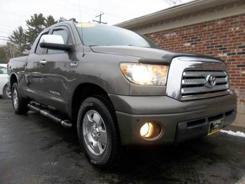 2008 Toyota Tundra for sale in Franklin, NH