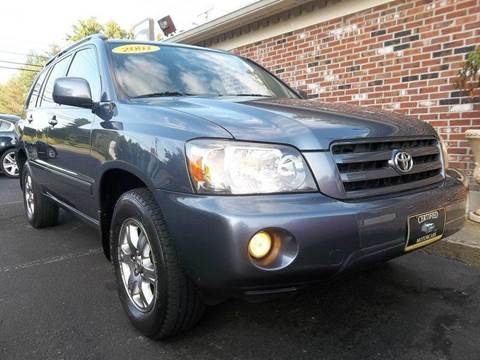2007 Toyota Highlander for sale in Franklin, NH