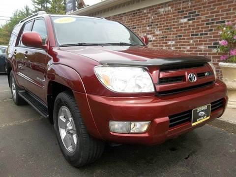 2005 Toyota 4Runner for sale in Franklin, NH