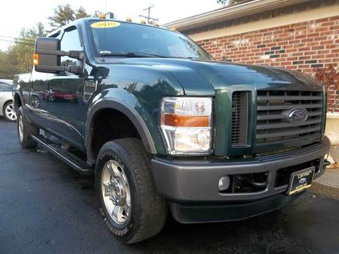 2010 Ford F-250 Super Duty for sale in Franklin, NH