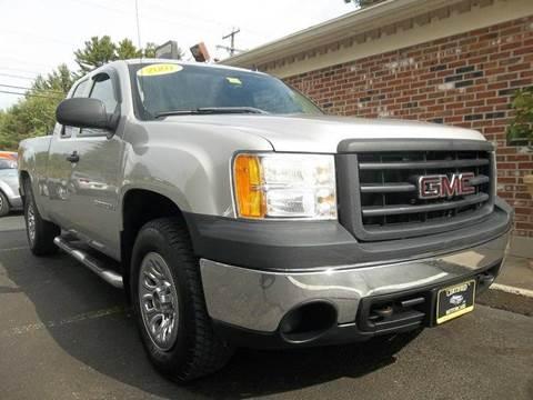 2007 GMC Sierra 1500 for sale in Franklin, NH