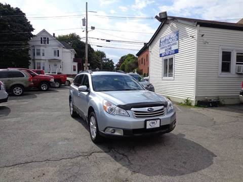 2012 Subaru Outback for sale in Portland, ME