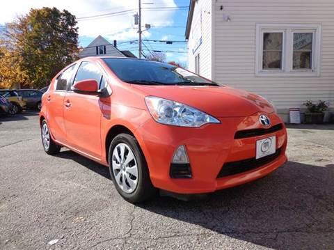 Toyota Prius C For Sale Maine Carsforsale Com