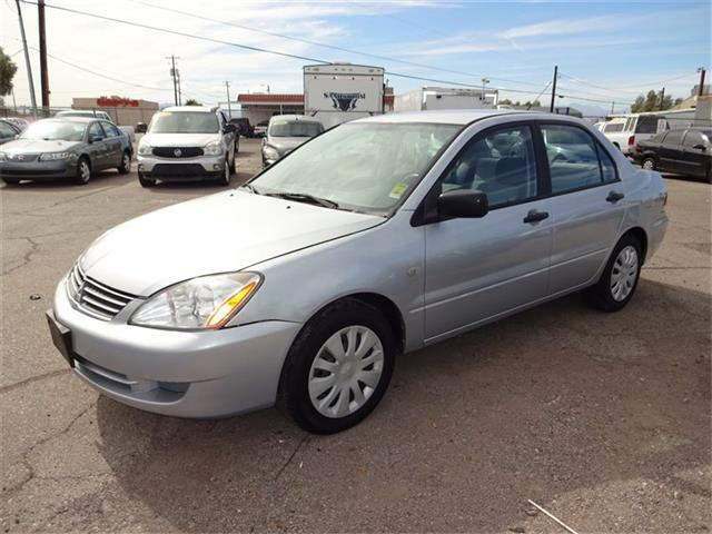 Used Cars in Henderson 2006 Mitsubishi Lancer