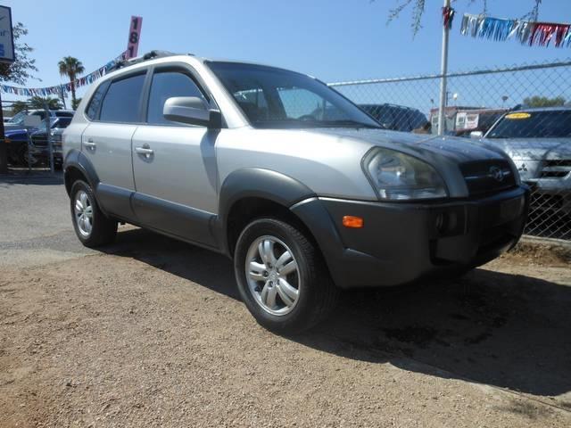 Used Cars in Henderson 2006 Hyundai Tucson