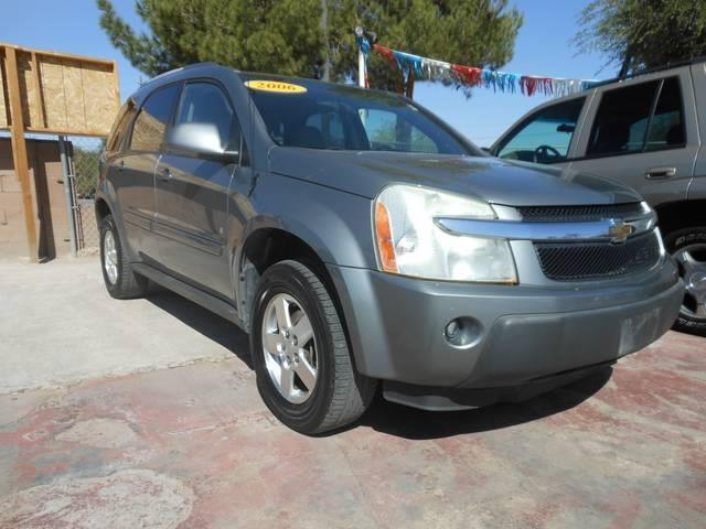 Used Cars in Henderson 2006 Chevrolet Equinox