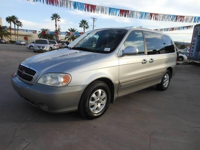 Used Cars in Henderson 2004 Kia Sedona