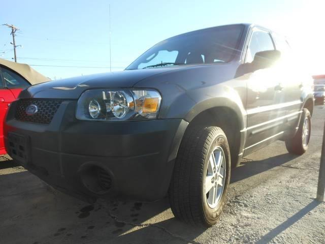 Used Cars in Henderson 2005 Ford Escape