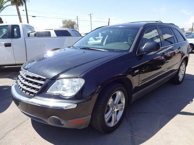 Used Cars in Henderson 2007 Chrysler Pacifica