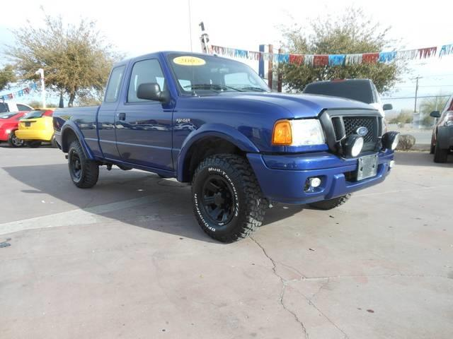 Used Cars in Henderson 2005 Ford Ranger