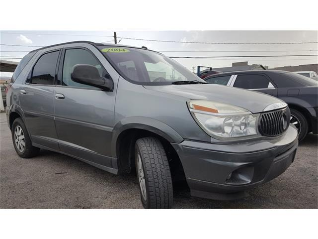 Used Cars in Henderson 2004 Buick Rendezvous
