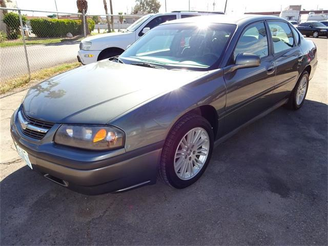 Used Cars in Henderson 2005 Chevrolet Impala