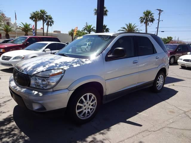 Used Cars in Henderson 2006 Buick Rendezvous
