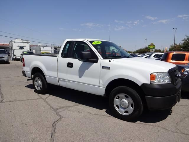 Used Cars in Henderson 2007 Ford F-150