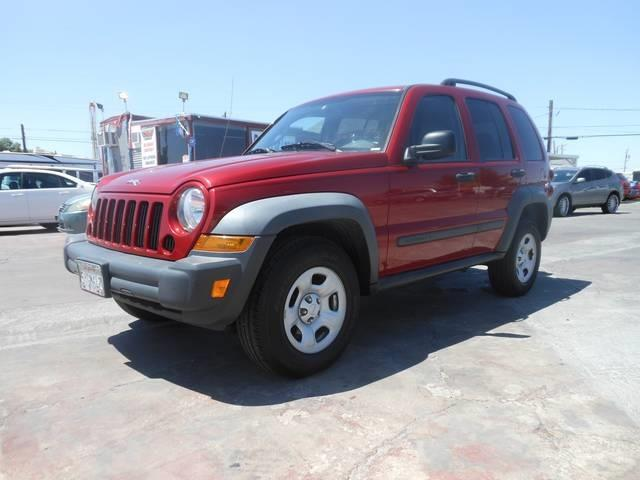 Used Cars in Henderson 2007 Jeep Liberty