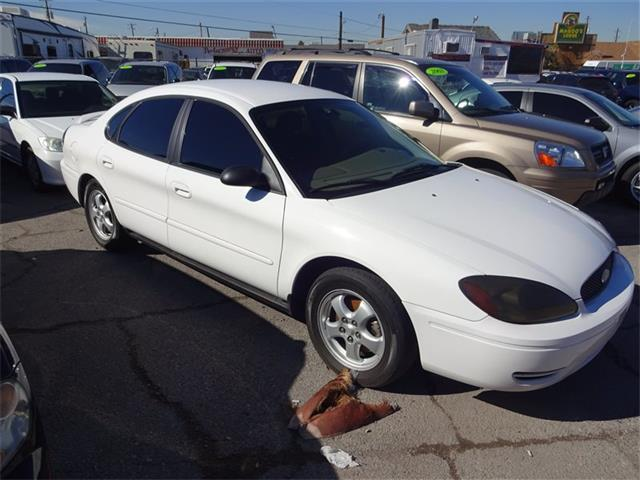 Used Cars in Henderson 2007 Ford Taurus