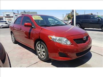 2009 Toyota Corolla for sale in Henderson, NV