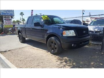 2006 Ford F-150 for sale in Henderson, NV
