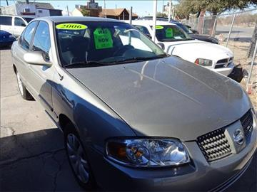 2006 Nissan Sentra for sale in Henderson, NV