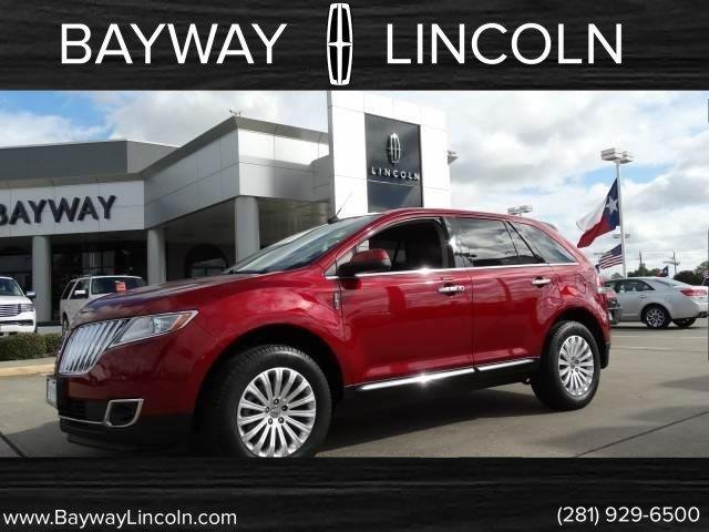 2013 Lincoln MKX for sale in Houston TX