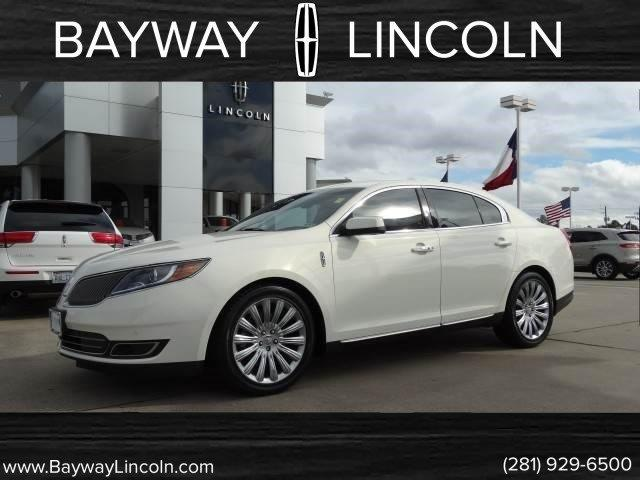 2013 Lincoln MKS for sale in Houston TX