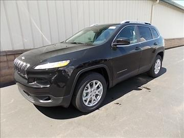 2017 Jeep Cherokee for sale in Avon, NY