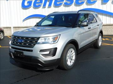2017 Ford Explorer for sale in Avon, NY