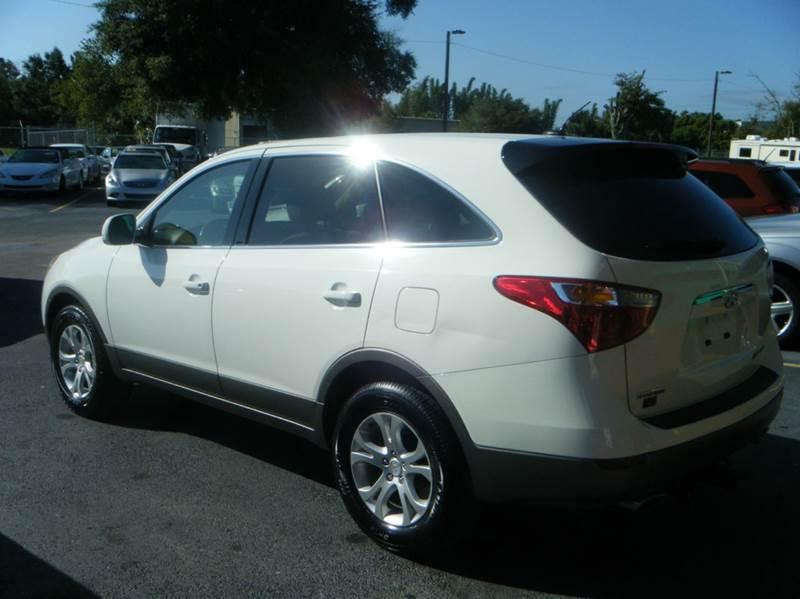 2008 Hyundai Veracruz Gls Crossover 4dr In Apopka Fl A