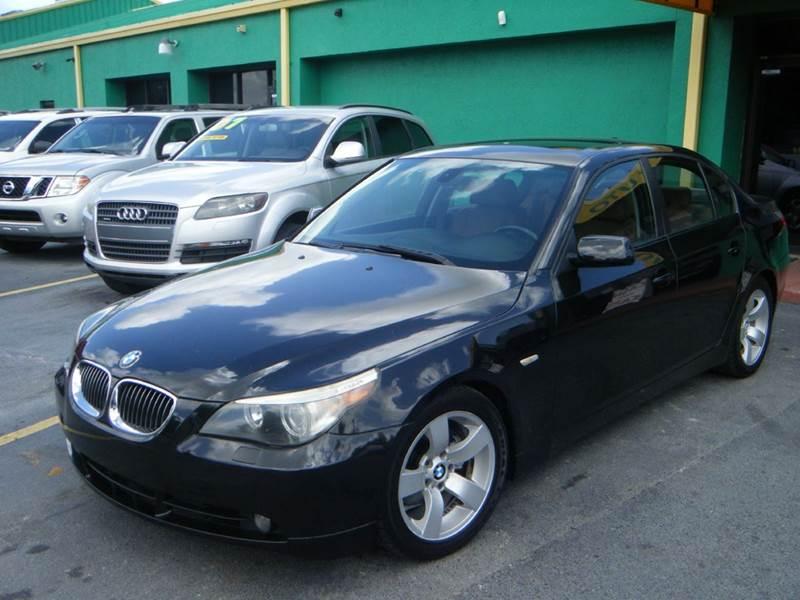 2007 bmw 5 series 525i 4dr sedan in apopka fl a to z auto sales rh a2zautosalesapopka com 2007 BMW 525I MPG 2007 BMW 525I Problems