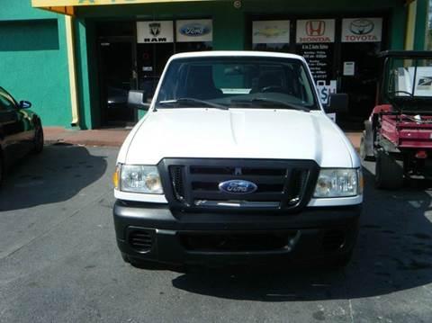 2008 Ford Ranger for sale in Apopka, FL