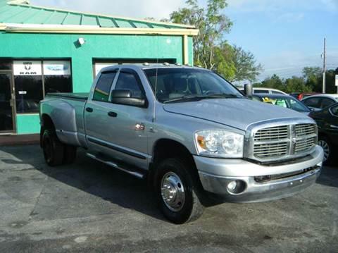 2007 Dodge Ram Pickup 3500 for sale in Apopka, FL