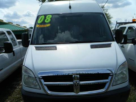 2008 Dodge Sprinter Cargo for sale in Apopka, FL