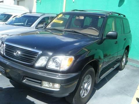 1998 Lexus LX 470 for sale in Apopka, FL
