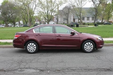 2009 Honda Accord for sale in Clifton, NJ