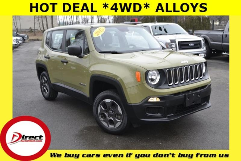 jeep renegade for sale in massachusetts. Black Bedroom Furniture Sets. Home Design Ideas
