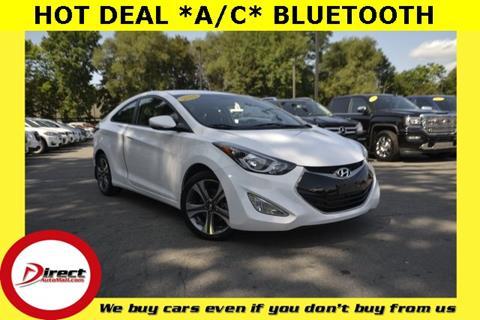 2014 Hyundai Elantra Coupe for sale in Framingham, MA