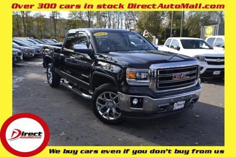 2014 GMC Sierra 1500 for sale in Framingham, MA
