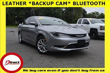 2015 Chrysler 200 for sale in Framingham, MA
