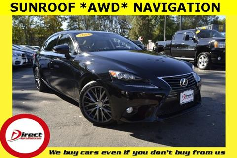 2014 Lexus IS 250 for sale in Framingham, MA