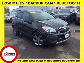 2014 Buick Encore for sale in Framingham, MA