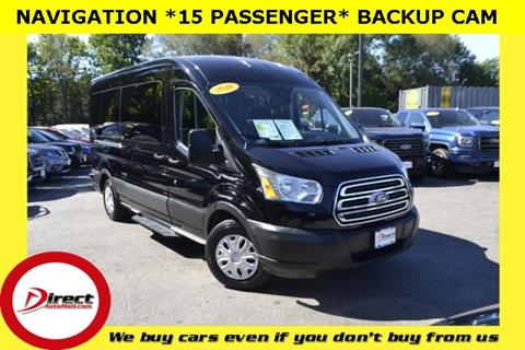 2016 Ford Transit Wagon for sale in Framingham, MA